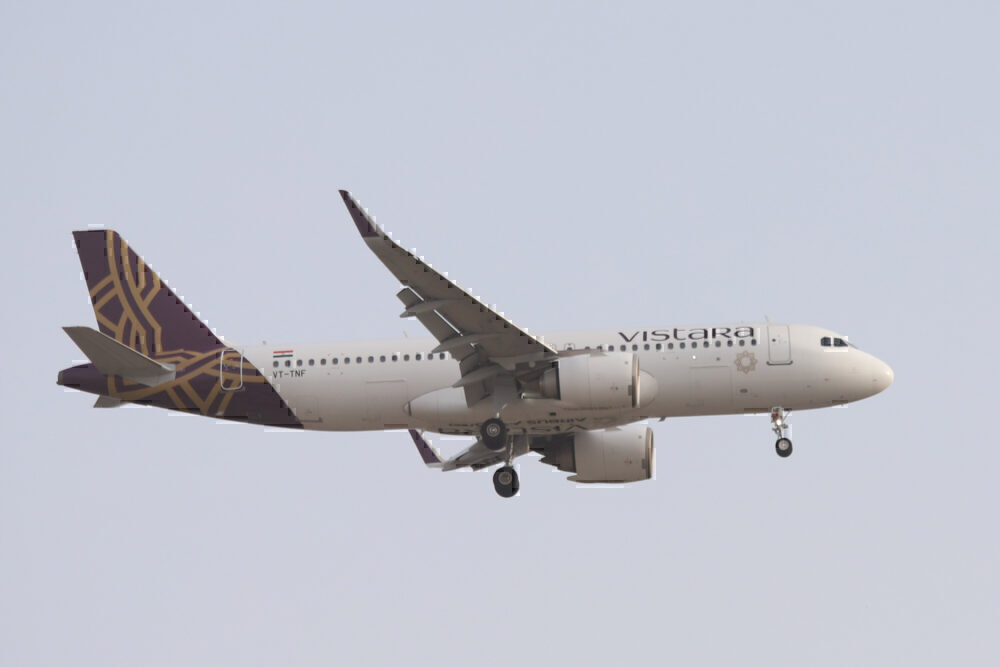 Vistara Getty A320