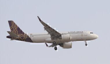 Vistara Getty A320