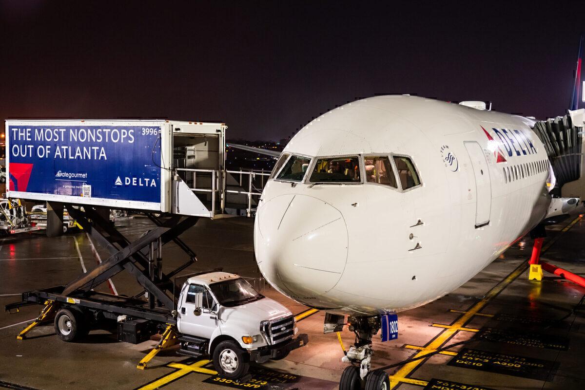 Delta Air Lines, Italy, Quarantine Free
