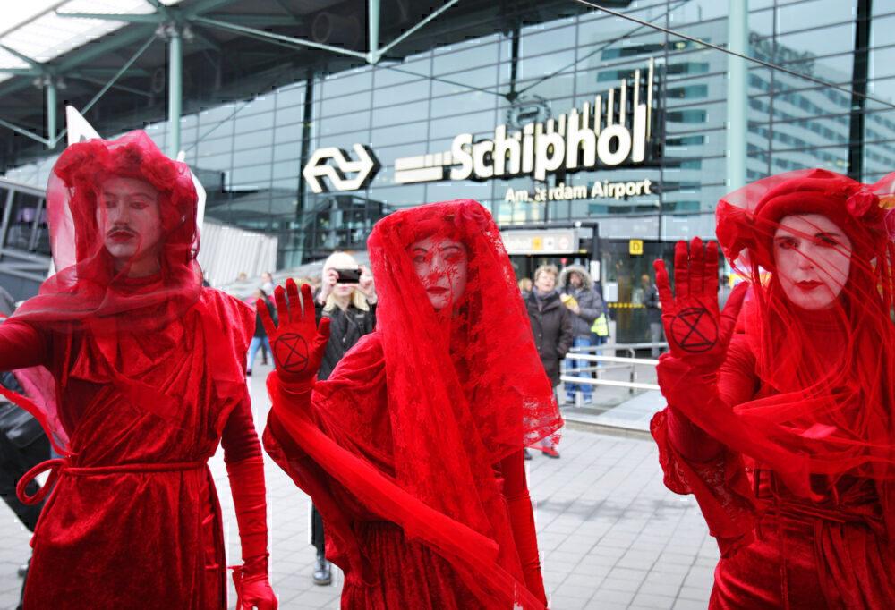Greenpeace KLM