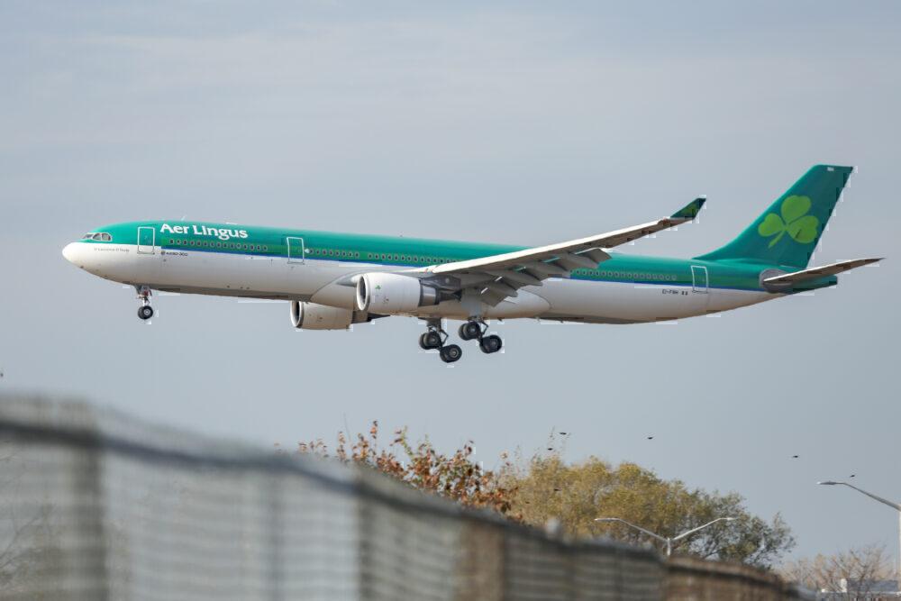 DOT Approves Aer Lingus' Addition To oneworld Transatlantic JV