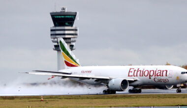 Ethiopian Cargo Brussels Getty