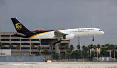 UPS 757 Miami