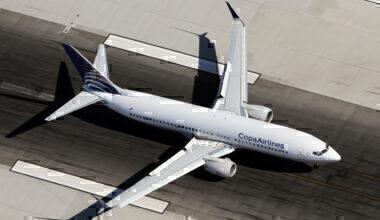 Copa 737 Getty