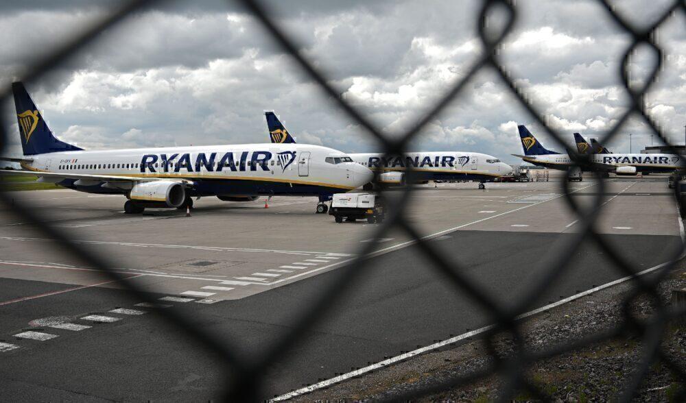 Ryanair, Denmark, Quarantine
