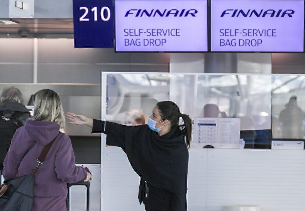 Finnair COVID coverage