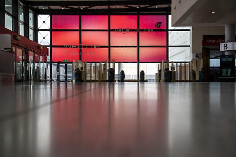 Gatwick Airport Virgin Atlantic