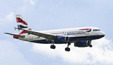British Airways, London Gatwick Airport, Operations Suspended