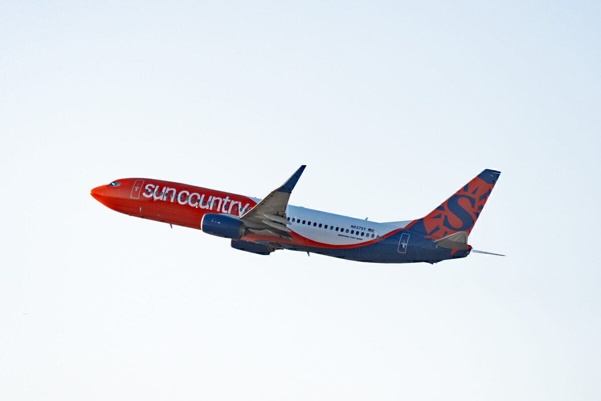 The Impressive Transformation Of Sun Country Airlines