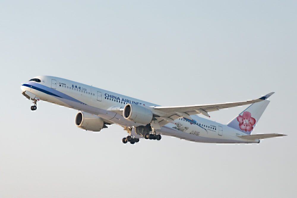 China Airlines Getty