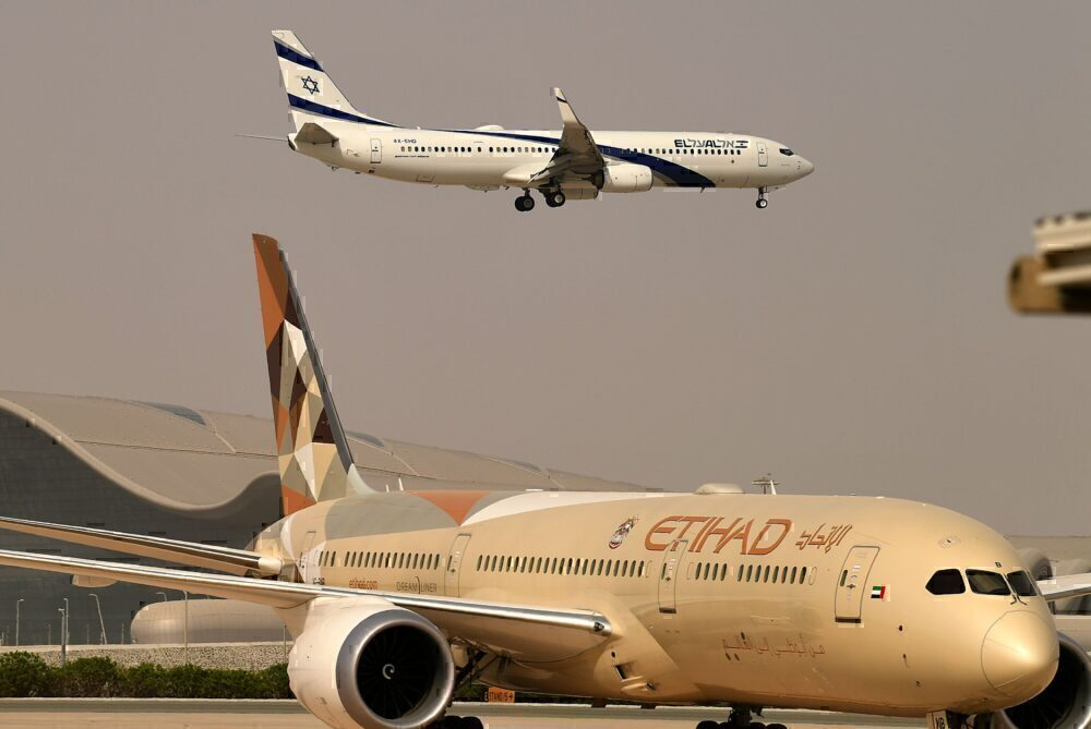 etihad and el al sign MOU