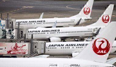 JAL Aircraft Ground