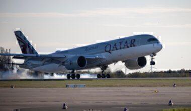 Qatar Airways, Berlin Brandenburg Airport, Southern Runway
