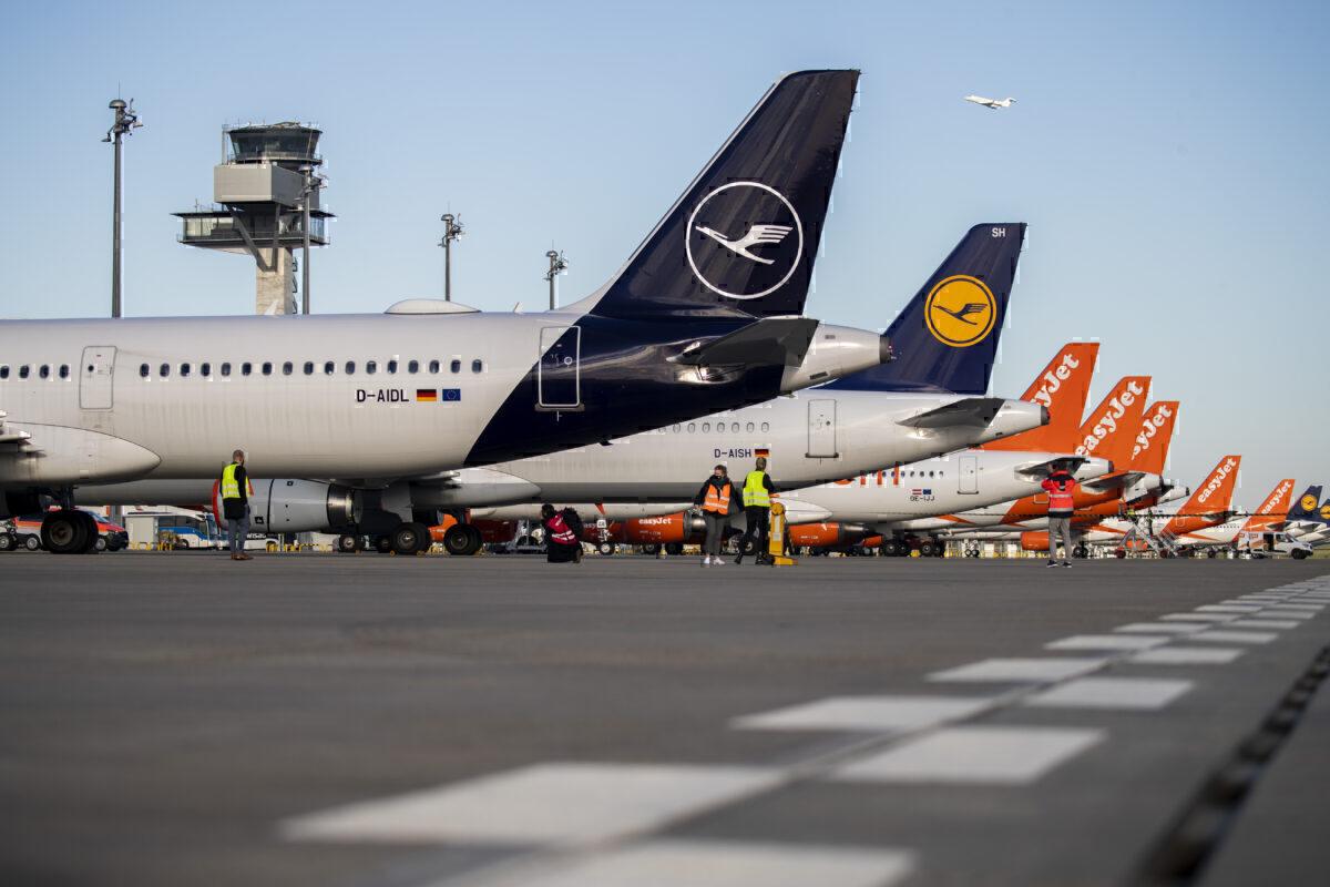 Berlin Brandenburg Airport - First Week Of Operation
