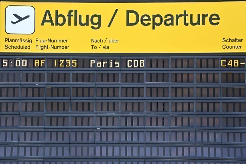 Air France Tegel