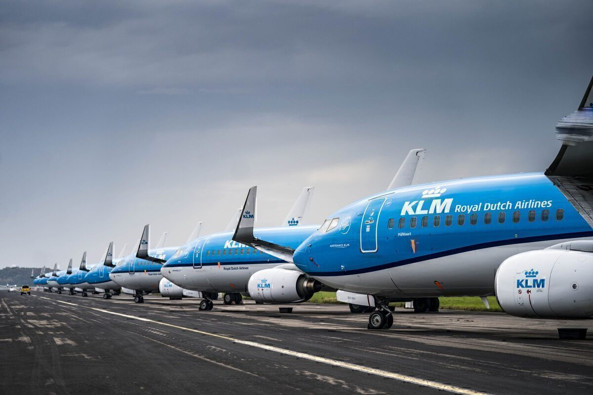 KLM Reaches Crew Testing Protocol For International Flights