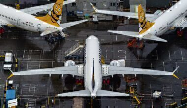 Buzz Livery, Boeing 737 MAX 200, Ryanair