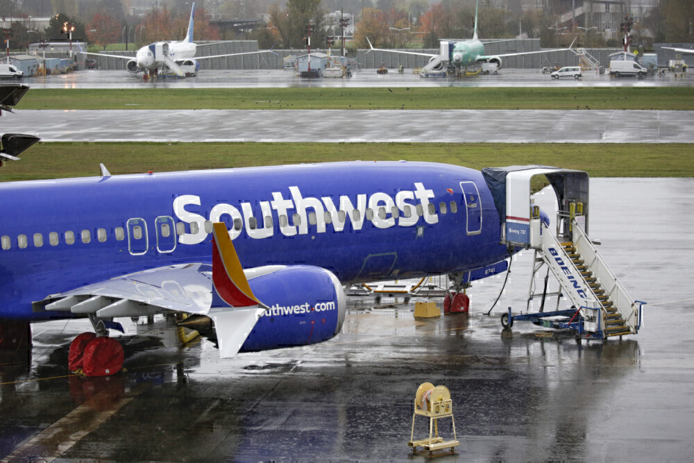 Boeing 737 MAX, Southwest Airlines, Return To Service