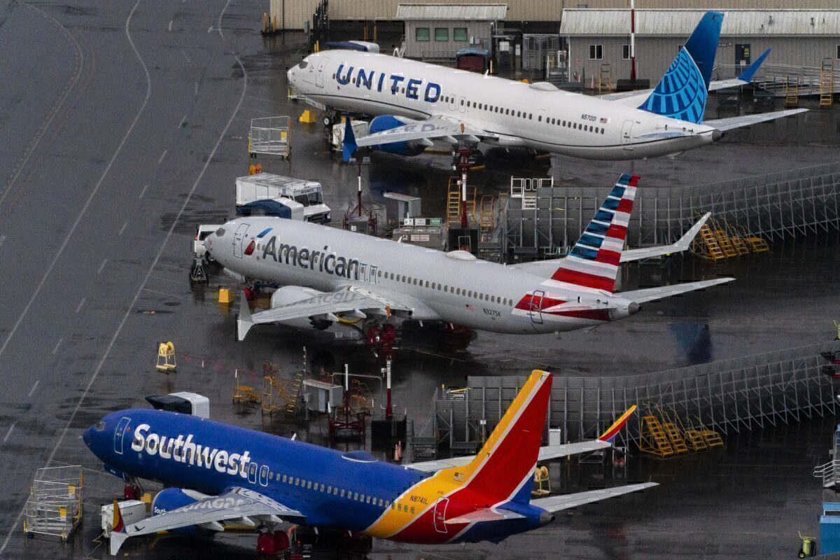Boeing 737 MAX, Booking, Differences
