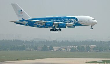 Hi Fly, Airbus A380, Retirement
