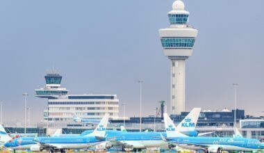 KLM Resumes Flight Operations from Schiphol Airport