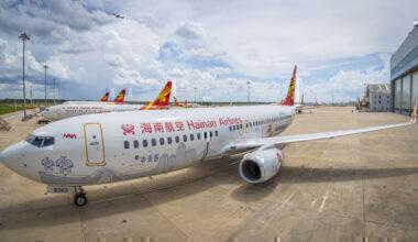 Hainan Airlines Promotes Hainan Free Trade Port
