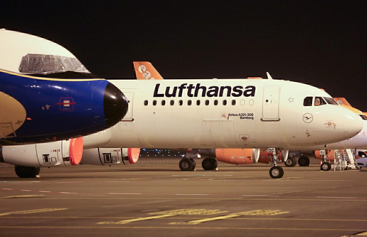 Lufthansa, Short Haul, Buy onboard
