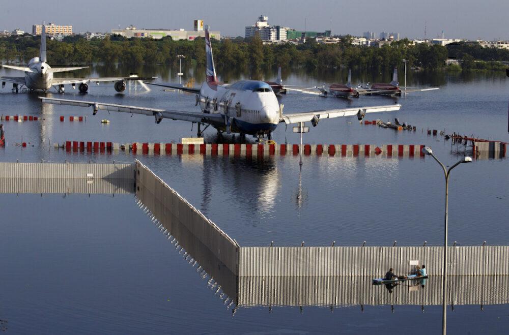 What happened to Orient Thai's 747s