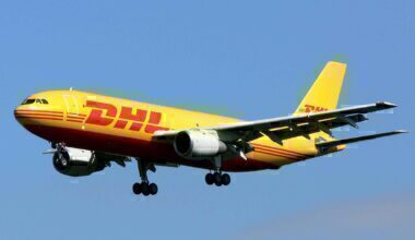 DHL aborted take off Brussels