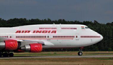 Air India 747 Getty