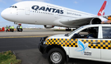 Qantas, Airbus A380 Pilots, Bus Drivers