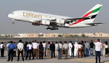 Emirates, Refund, Backlog