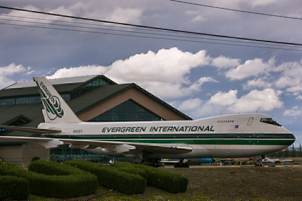 Evergreen 747