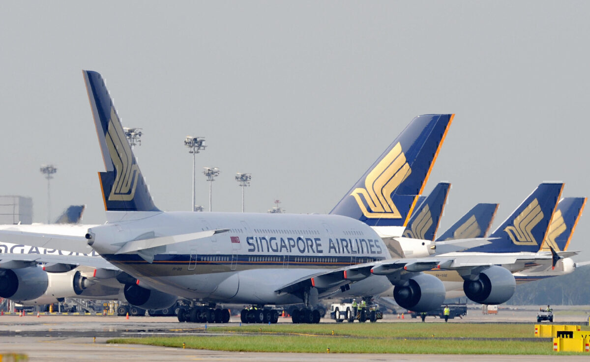 singapore airlines getty