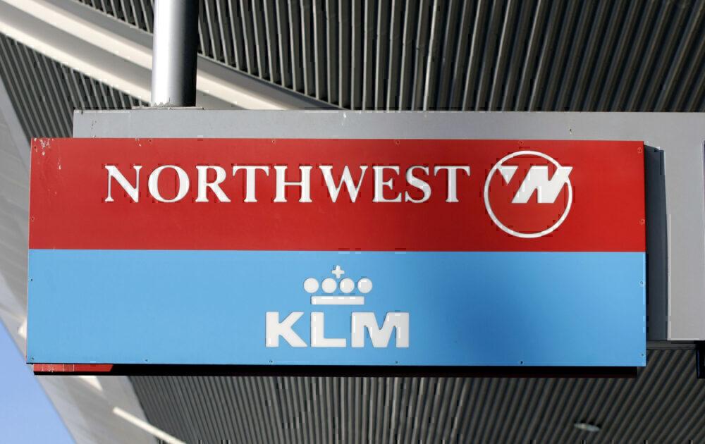Northwest KLM Getty