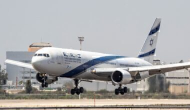 ISRAEL-AVIATION Getty