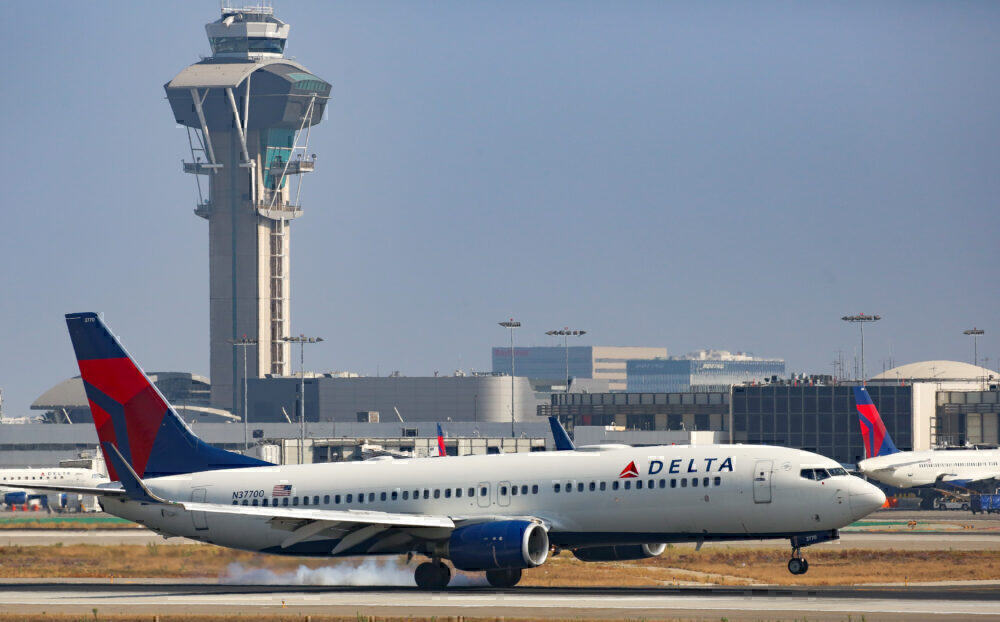 Delta AIr Lines Getty