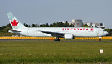 Air Canada 767 Cargo Conversions
