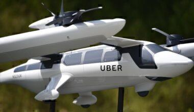 UberAir Uber Elevate US domestic flights