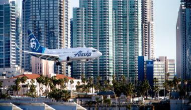 Alaska Airlines Getty