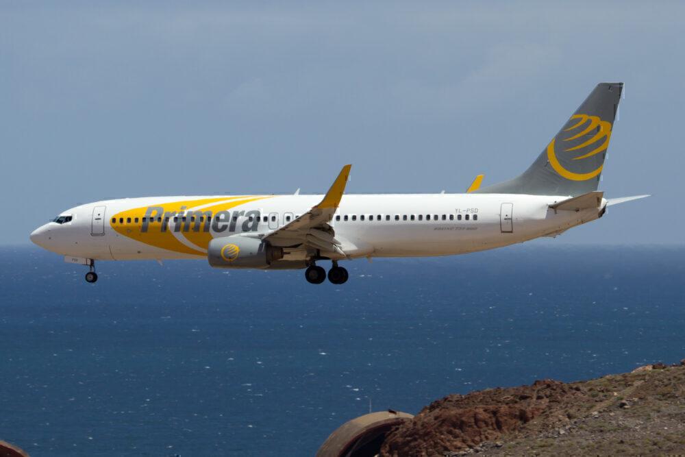 Primera Air 737