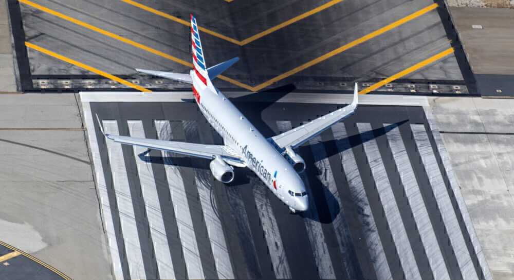 American Airlines flight schedule
