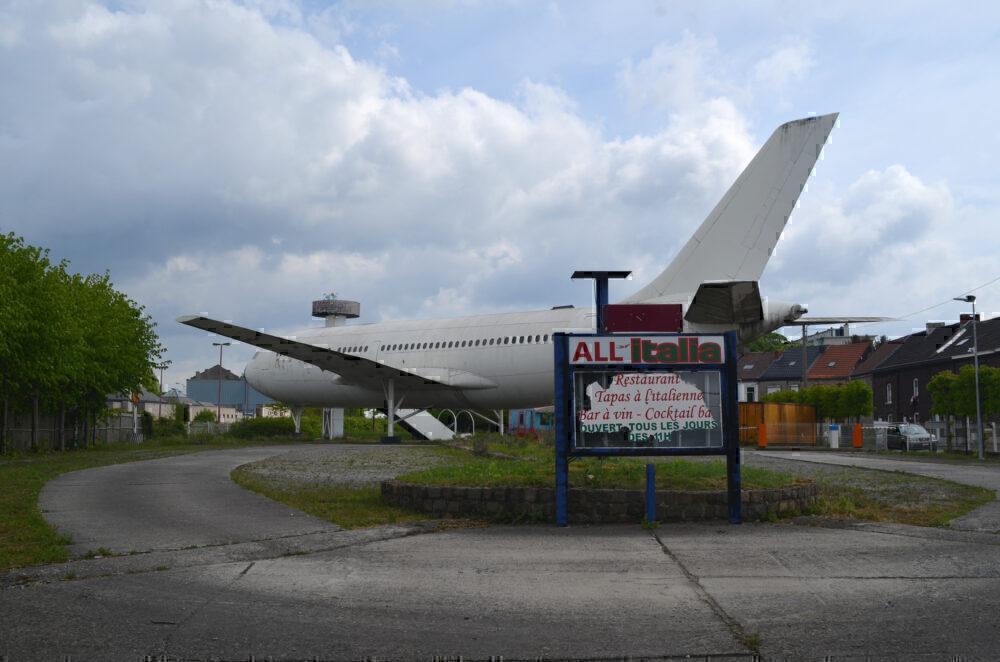 Airbus A310 Nigeria Airways Gilly