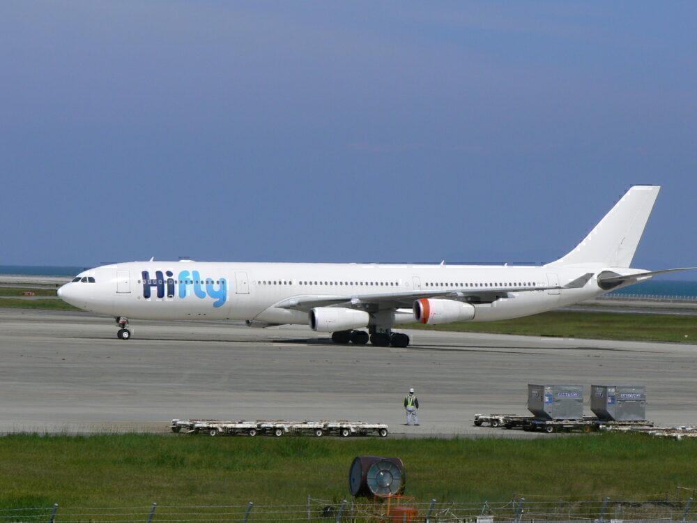 HiFly_A340