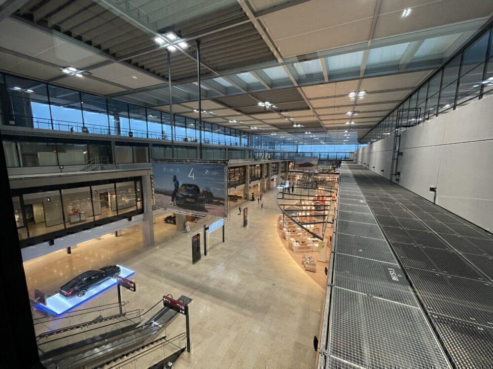 Berlin Brandenburg Airport, Airport Tour, Airside