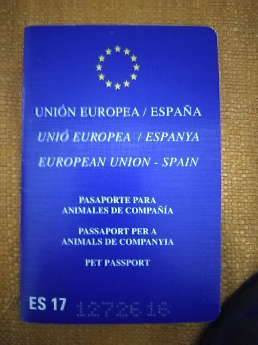 EU Pet Passport