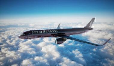 Four Seasons A321LR A321neo