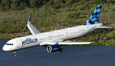 JetBlue Airways Airbus A321-271NX N2043J 2