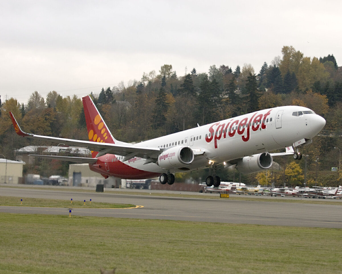 SpiceJet Wants Its Planes To Push Themselves Back At The Gate