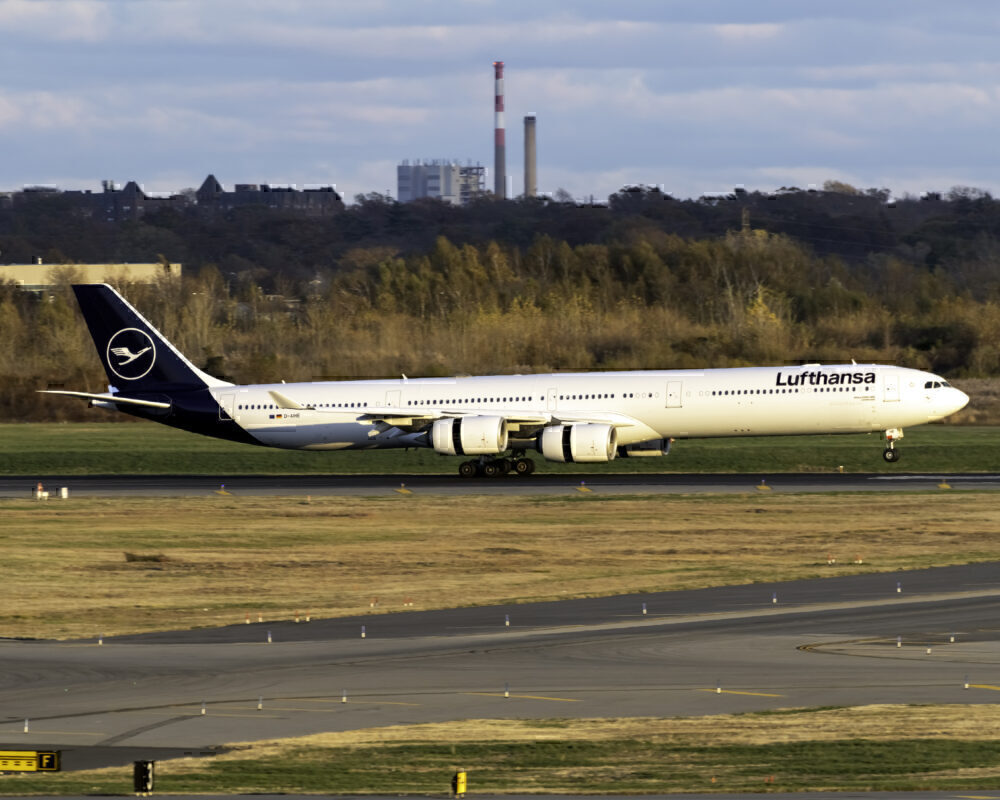 Why Didn't Airbus Build A Cargo Version Of The A340?